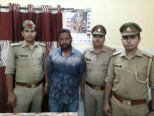 कानपुर ब्रेकिंग – अपराधी राजू उर्फ सिराज 500 gm चरस के साथ गिरफ्तार। —- रिपोर्ट – समीर मिश्रा