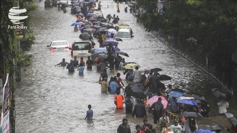 दक्षिण एशिया में बारिश से ज़बरदस्त तबाही, 180 हताहत, लाखों प्रभावित ।