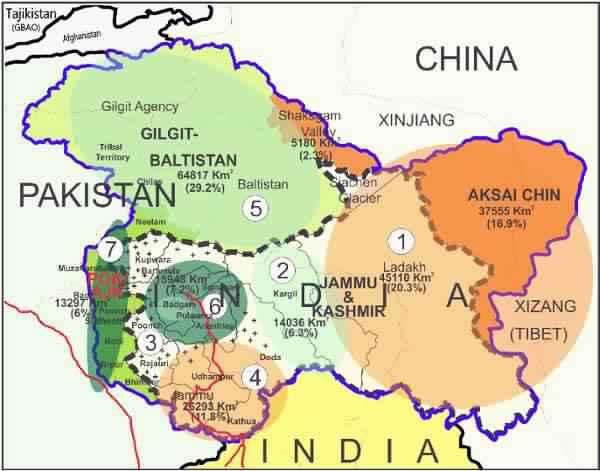 आपकी अभिव्यक्ति – जाने जम्मू & काश्मीर से ज्यादा कहीं अहम POK_गिलगित_बाल्टिस्तान …..   — रवि जी. निगम