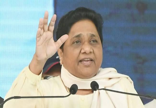 बीएसपी को कांग्रेस का 'जोर का झटका धीरे से', बहन जी बोली ये धोखेबाज हैं !