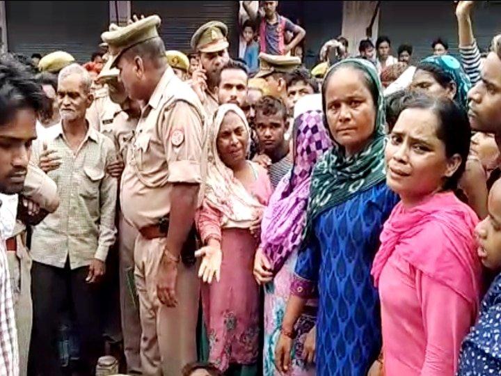 मॉब लिचिंग : बच्चा चोरी के शक में फिरोजाबाद में युवक की पीट-पीटकर हत्या