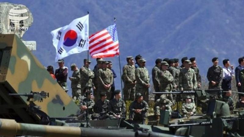 अमरीका और दक्षिणी कोरिया के संयुक्त सैन्य अभ्यास पर उत्तरी कोरिया की चेतावनी।