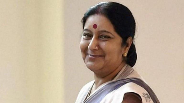 पूर्व विदेश मंत्री सुषमा स्वराज का निधन।