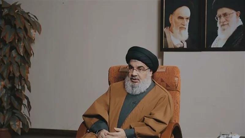 सैय्यद हसन नसरुल्लाह : सऊदी सरकार अपने वजूद के आख़िरी दौर में है।