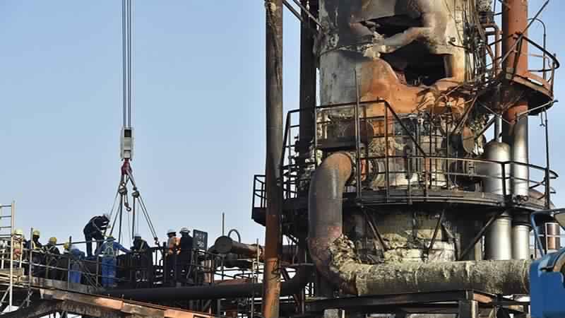 सऊदी तेल प्रतिष्ठानों पर हमले में नुक़सान का जायज़ा, मरम्मत में और कितना समय लगेगा ? इससे पहले कभी इतने सटीक हमले हुए ?