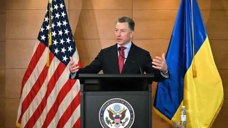 ट्रम्प के विरुद्ध महाभियोग, यूक्रेन में अमरीकी विशेष प्रतिनिधि अपदस्थ