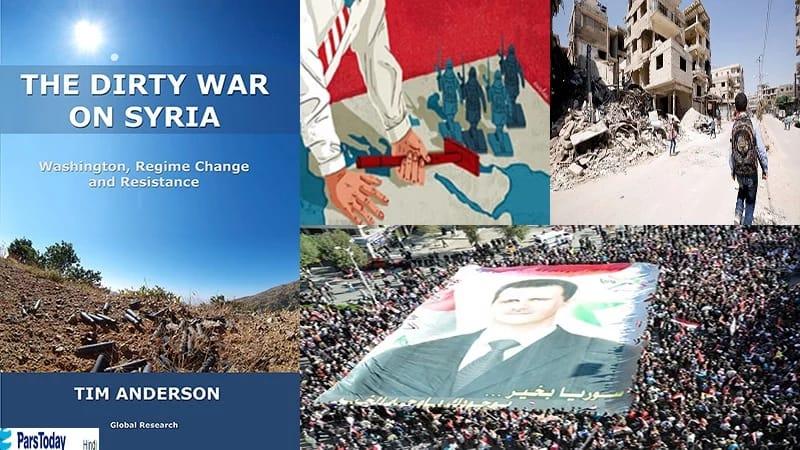 सीरिया का डर्टी वॉर, पश्चिमी साज़िशों का उलटा परिणाम, वॉशिंग्टन ने बनाया प्लान-बी, क्या होगा उसका अंजाम ?