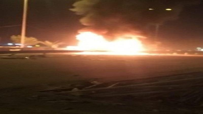 इराक़ – पवित्र नगर कर्बला के मुख्य दरवाज़े पर धमाका, 12 शहीद ।