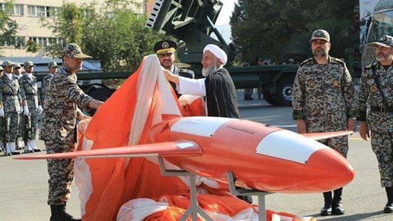 रक्षा क्षेत्र में ईरान की एक और छलांग, अतिविकसित ड्रोन बनाया, नाम है 'कियान !