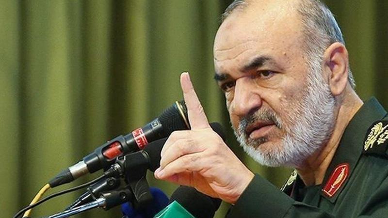 ईरान की सैन्य व सुरक्षा शक्ति को भेदा नहीं जा सकता : जनरल सलामी
