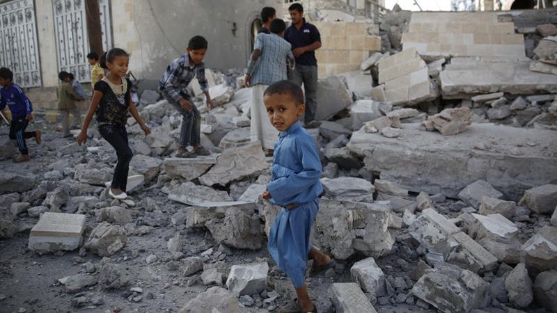 यमन द्वारा युद्ध विराम की घोषणा के बावजूद, सऊदी लड़ाकू विमानों की बमबारी