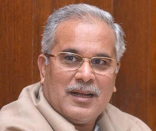 BJP विधानसभा चुनाव में नहीं करती EVM में गड़बड़ी, छत्तीसगढ़ के सीएम का बड़ा आरोप