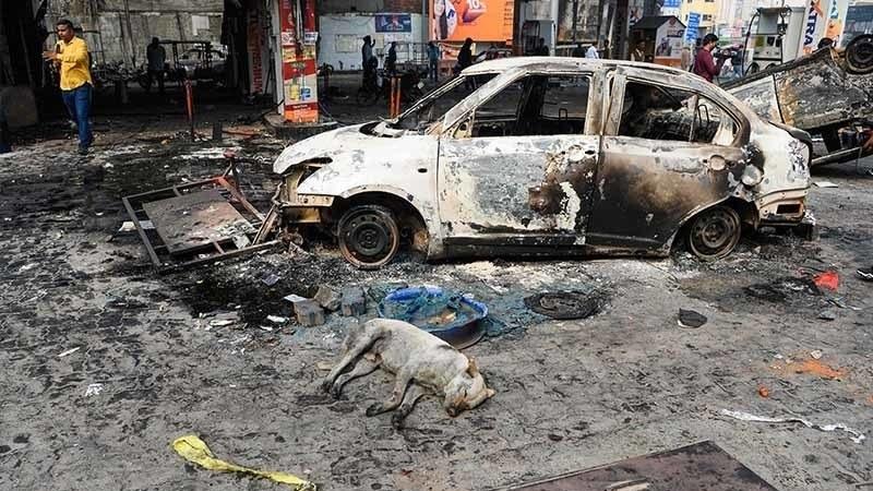 दिल्ली में दंगों के बाद रविवार को नालों से मिले तीन शव, शवों के मिलने का सिलसिला जारी, मृतकों की संख्या 45 पहुँची