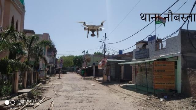 2 विदेशी समेत तबलीगी जमात के आधे दर्जन लोग कोरोना से संक्रमित पाये जाने के बाद कानपुर के 6 इलाके रेड जोन घोषित
