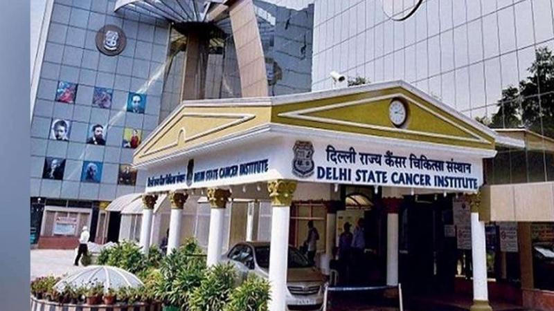 कोरोना का कोहराम – दिल्ली राज्य कैंसर संस्थान किया गया बंद, अस्पताल के कई कर्मचारी COVID-19 से संक्रमित