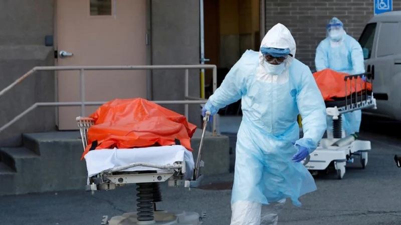4200 से ज़्यादा फिर मौतें कोरोना संक्रमितों का आंकड़ा नहीं हो पा रहा कण्ट्रोल