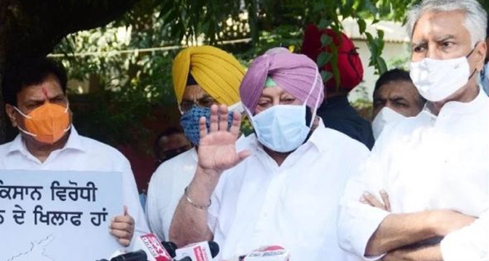 पंजाब के मुख्यमंत्री अमरिंदर सिंह नये कृषि कानूनों के खिलाफ़ उच्चतम न्यायालय में लगायेंगे गुहार…