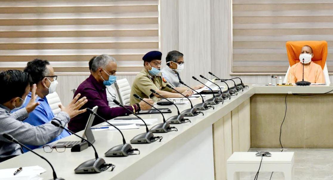 योगी ने कानपुर नगर और लखनऊ में अतिरिक्त चिकित्सा कर्मियों की तैनाती के दिये आदेश