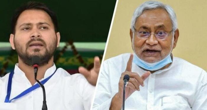 चुनाव तारीखों के ऐलान होते ही तेजस्वी बोले – रजद की सीधी लड़ाई भाजपा से, जदयू रेस में कहीं नहीं…!!