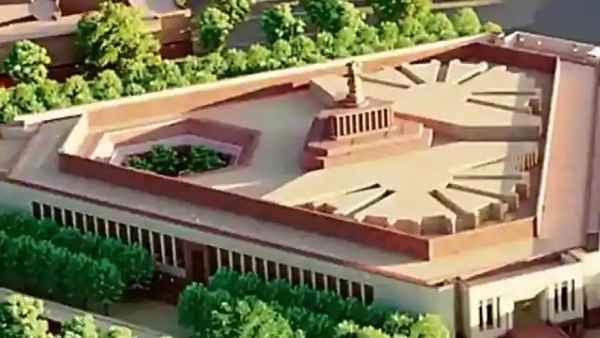 नये संसद भवन निर्माण का ठेका, टाटा प्रोजेक्ट्स लि. ने किया अपने नाम