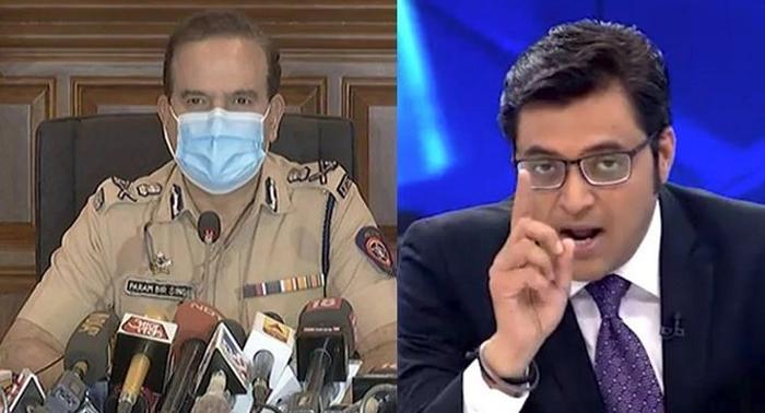 मुंबई पुलिस ने किया TRP के खेल का खुलासा, R भारत का नाम आने पर अर्नव हुये आगबबूला !!