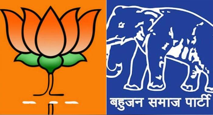 ये है कुर्सी का कमाल – भाजपा और बसपा में डील पक्की, भाजपा बसपा को राज्यसभा चुनाव में, बसपा भाजपा को विधान परिषद चुनाव में देगी साथ