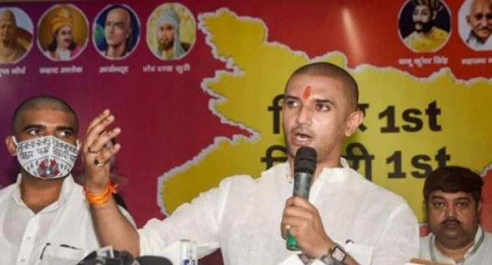 चिराग पासवान बोले हमारी सरकार बनी तो नीतीश कुमार को भेंजेगे जेल