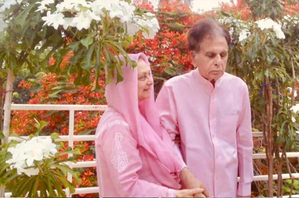 दिलीप कुमार और सायरा बानो इस साल अपनी 54वीं शादी की सालगिरह नहीं मनायेंगे