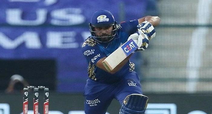 हिटमैन रोहित शर्मा आईपीएल स्कोर बोर्ड में 5000 रन ठोकने वाले तीसरे खिलाडी बने