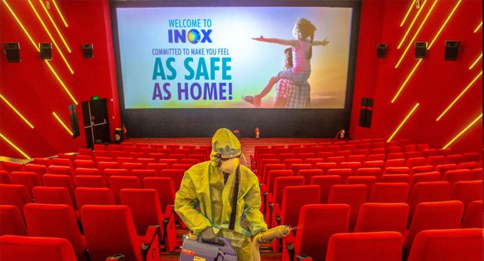 15 अक्टूबर से खुलेंगे सिनेमा हॉल, हर शो के बाद करना होगा हॉल को सैनेटाइजेशन