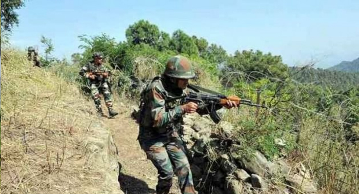 जम्मू कश्मीर – नियंत्रण रेखा में पाकिस्तानी गोलाबारी में तीन भारतीय सैनिक शहीद पांच अन्य गंभीर रूप से जख्मी