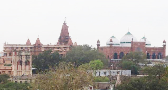 श्रीकृष्ण जन्मस्थान का मालिक को शाही ईदगाह मस्जिद को हटाकर भूमि वापस याचिका मंजूर, पूर्व की याचिका हो गयी थी खारिज