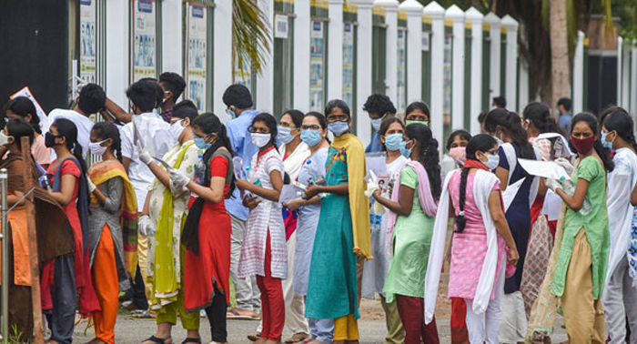 16 अक्टूबर को आयेंगे NEET के परिणाम, कोरोना संक्रमित छात्रों की परीक्षा 14 अक्टूबर को