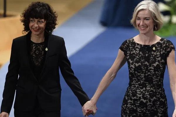 रसायन विज्ञान में इमैनुएल चारपेंटियर और जेनीफर डॉडना को नोबेल पुरस्कार देने की घोषणा