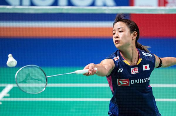 जापान की नोजोमी ओकुहारा ने डेनमार्क ओपन बैडमिंटन टूर्नामेंट के महिला वर्ग का एकल खिताब जीता