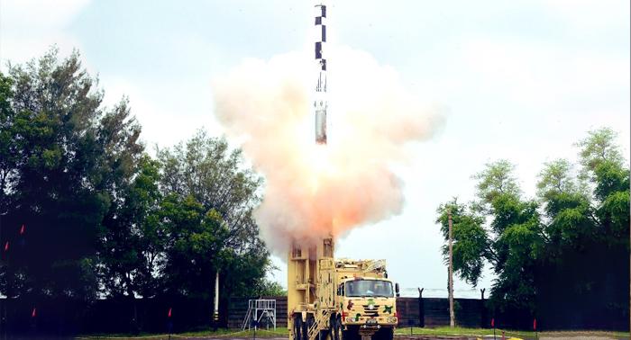 स्वदेश निर्मित सुपरसोनिक क्रूज मिसाइल ब्रह्मोस का हुआ सफलतापूर्वक परीक्षण