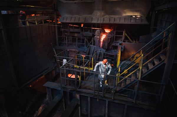 अगस्त 2020 में औद्योगिक उत्पादन सूचकांक में आठ प्रतिशत की भारी गिरावट