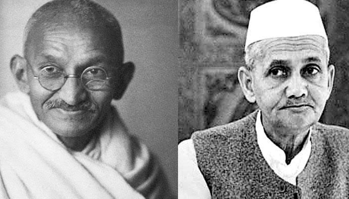 2 ऑक्टोबर आज देश के दो महानायकों की जयंती, लेकिन अफ़सोश की आज दोनों की आत्मा रो रही होगी कि क्या इसके लिये लडी थी लडाई ?