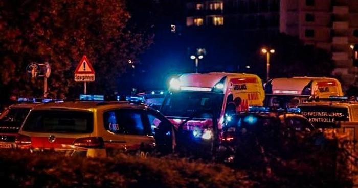 ऑस्ट्रिया – वियना में आतंकी हमला यहूदी समुदाय पर गोलीबारी से 7 लोगों की मौंत, 15 घायल