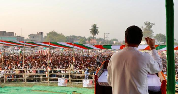 राहुल का बिहार की जनता से अपील कोरोना में इन्होंने आपकी मदद नहीं की, वोट देकर लीजिए बदला
