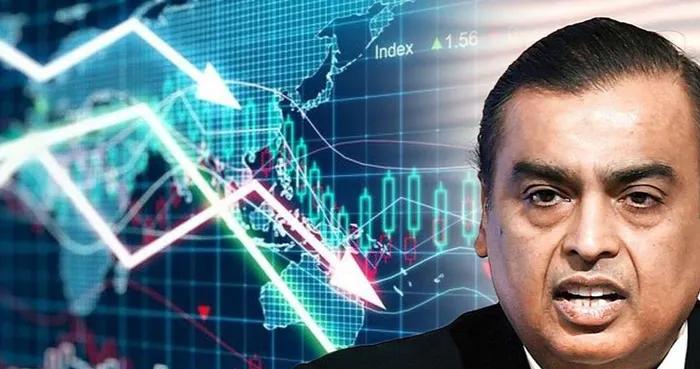 मुकेश अंबानी के RIL के शेयरों में भारी गिरावट, दुनियाभर के अमीरों की लिस्ट में वापस 10वें नंबर पर लुढके !
