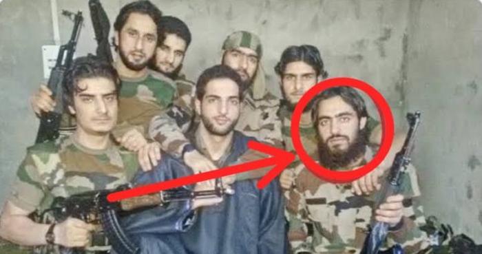 जम्मू-कश्मीर में हिज्बुल मुजाहीद्दीन का प्रमुख सैफुल्लाह मुठभेड़ में ढेर
