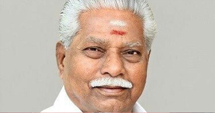अन्नाद्रमुक के वरिष्ठ नेता एवं तमिलनाडु के कृषि मंत्री का कोरोना संक्रमण से निधन