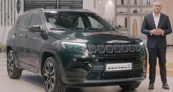 भारत में लॉन्च हुयी 2021 Jeep Compass, आकर्षक कीमत और नये फीचर के साथ