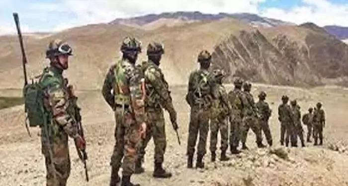 सिक्किम के नाकू ला इलाके में झड़प, दोनों तरफ के कुछ सैनिकों के घायल होने की खबर