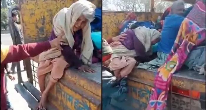 शिवराज सरकार में इंदौर प्रशासन के अमानवीय कृत ने किया मानवता को शर्मसार