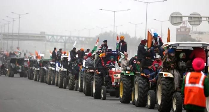 किसान ट्रैक्टर रैली को हरी झंडी, अब जवान के साथ-साथ किसान भी करेंगे 26 जनवरी को राजधानी दिल्ली में परेड