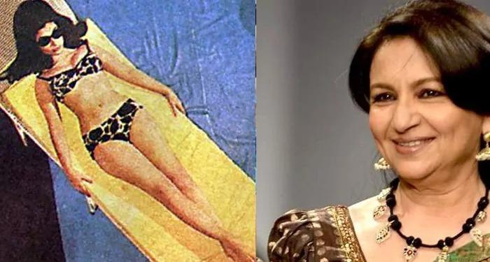 शर्मिला टैगौर ने पहली बार 1966 में बिकिनी फोटोशूट पर अब तोड़ी चुप्पी