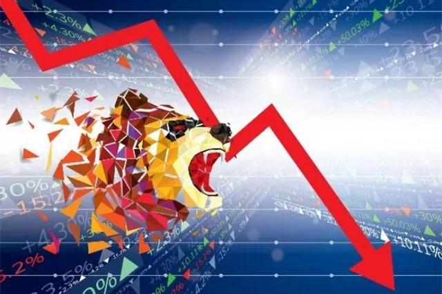 शेयर बाजार शुरुआत में ही गया टूट, सेंसेक्स 754 अंक तक गिरा