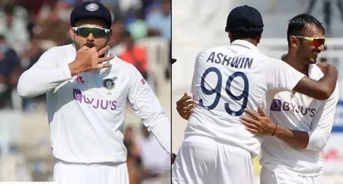 टेस्ट मैच – भारत ने दूसरे टेस्ट मैच में इंग्लैंड से पहली टेस्ट मैच के हार का बदला 317 रन की शर्मनाक शिकस्त देकर चुकाया